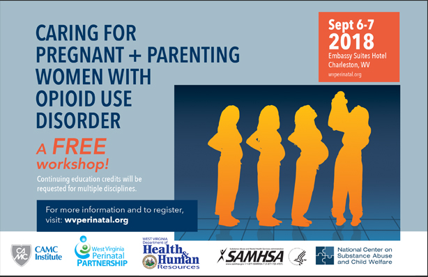 Caring for Pregnant and Parenting Women with Opioid Use Disorder
